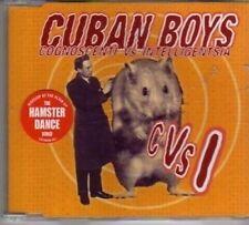 (BJ517) Cuban Boys, Cognoscenti Vs. Intellige- 1999 CD