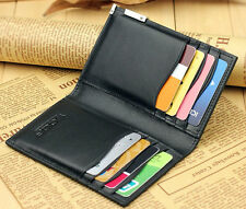 2016 Cool-Slim Wallet Thin Credit Card Holder Mini Purse ID Case Best Gift