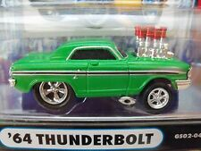 MUSCLE MACHINES (1964) '64 FORD THUNDERBOLT FUEL INJECTED GASSER - 1/64 DIECAST
