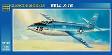 2013 Glencoe Strombecker  Bell X1B Rocket Plane 1/48 model kit new in the box