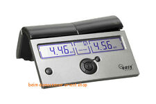 DGT Easy + plus Schachuhr Gametimer digital Schachspiel Chess Timer