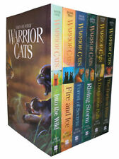 Warrior Cats Collection Erin Hunter 6 Books Collection Set