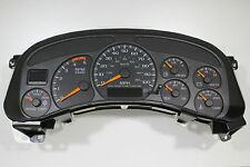 FOR SALE 99-01 02 GM HD 2500 DURAMAX DIESEL SPEEDOMETER GAUGE CLUSTER *EXCHANGE*