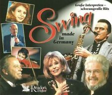 Swing Made in Germany-READER 'S DIGEST 5 CD BOX OVP