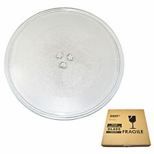 HQRP 12-3/4 inch Glass Turntable Tray for GE JVM1490BH01, WB49X10129, WB49X10074