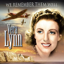 VERA LYNN WE REMEMBER THEM WELL CD COMPILATION NEW