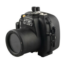 50m/160ft Underwater Housing Waterproof Case for Canon 650D 700D Rebel T4i T5i