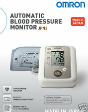 Omron HEM-7117 JPN2 Blood Pressure Monitor - Made in Japan