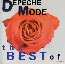 DEPECHE MODE The Best of Volume 1 - CD + DVD - NEU / OVP