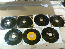ELVIS PRESLEY 7 RECORD ALBUM 45 COLLECTION