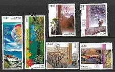 HONG KONG-CHINA, 2003, WORLD HERITAGE, UNESCO, SG 1198-03  MNH SET,