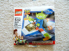 LEGO Disney Toy Story - Rare Alien Space Ship 30070 - New & Sealed