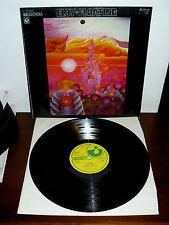 ELOY FLOATING  LP GERMAN PROG  1974  I^ PRESS  HARVEST