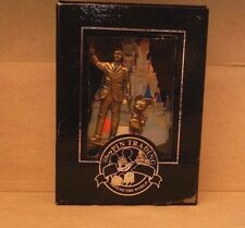 Partners Mickey Walt Statue Cinderella Castle WDW Jumbo Disney Pin 3D Box NEW!