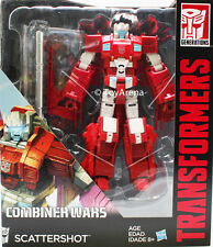 Transformers Generations Voyager Combiner Wars Scattershot Figure IN STOCK USA