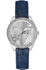 Guess W0456L1 Women's  Little Flirt Watch  Blue Jeans Strap