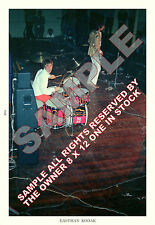 THE WHO  MOON & PETE PHOTO 1968 EUROPE EXC SHARP  looks nice in 8 x 12 ORIG