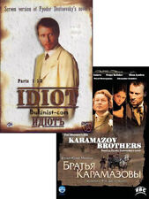 Fyodor Dostoevsky Collection (The Brothers Karamazov / The Idiot)(6 DVD NTSC)