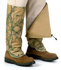 Snake Gaiters - Snake Bite Protection- Turtleskin SnakeArmor - Ships FREE