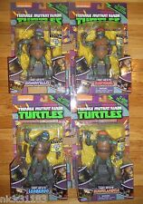 SDCC 2014 Teenage Mutant Ninja Turtles Classic Collection 1990 Movie Figures