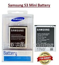 Brand New Samsung Galaxy S3 Mini Battery GT-I8190 4 Pin 1500 Mah 3III MINI