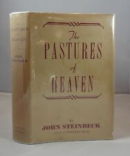 The Pastures of Heaven - John Steinbeck 1932 Covici-Friede HCDJ First Edition