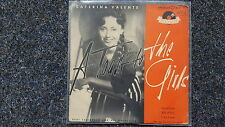 Caterina Valente - A toast to the girls 7'' EP Single