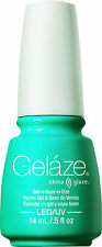 Gelaze by China Glaze Gel Color Polish Too Yacht to Handle - 14 mL - 82240