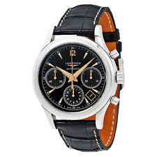 Longines Heritage Chronograph Automatic Mens Watch L2.742.4.56.0