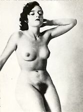 272 # photo Pin-Up Girl Erotic erotismo nude nei acto pechos Busty breast topless