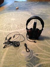 Turtle Beach Ear Force PX5 Black/Red Headband Headsets for Multi-Platform