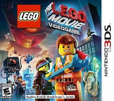 Lego The Lego Movie VideoGame 3DS