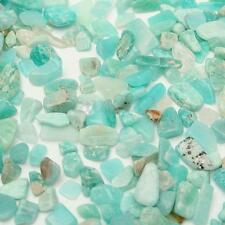50g 4-6mm DIY Natural Amazonite Stones Mineral Specimens Crystal Stone Rough