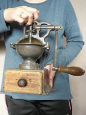 Coffee grinder antique peugeot 0A old crank Kaffee caffè century machine MILL