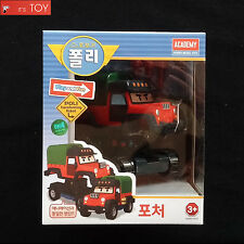 Robocar Poli POACHER Bad hunter New Transformer Transforming Robot Truck 2017