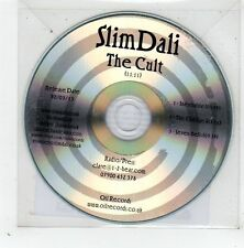 (GD854) Slim Dali, The Cult - 2015 DJ CD