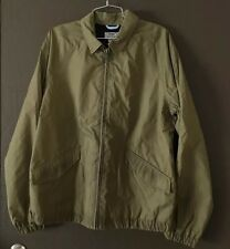 Converse Jack Parcell Olive Army Green Mens Jacket Large L NEW