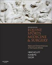 Equine Sports Medicine and Surgery: Basic and clinical sciences of the equine a.