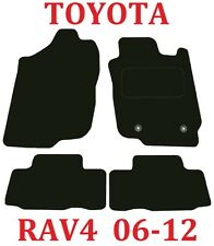 Toyota Rav4 Tailored Deluxe Quality Car Mats 2006 2007 2008 2009 3dr & 5dr