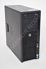 HP Z210 Desktop Computer Intel Quad Core i5-2500 3.30GHz 4096MB 250GB HDD