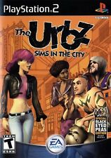 Urbz: Sims in the City - Playstation 2 Game Complete
