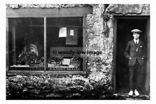 pt7922 - Conisbrough , T Graves Fish & Rabbit Dealer Yorkshire - photograph 6x4