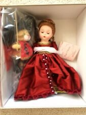 "Madame Alexander Doll 46490 Puss in N' Boots 8"" NRFB RARE Retired 2007"