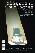 Classical Monologues for Women by Marina Caldarone (Paperback, 2006)