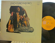 ► Duo Ouro Negro - The Music of Africa Today  (U.A. International 15556)