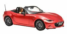 Tamiya 24342 1/24 New Mazda ROADSTER MX-5 w/ Female-Driver-Figure from Japan