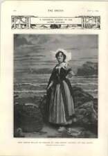 1905 Miss Gertie millar por la langosta ollas Miss Edna May merece a Nueva York