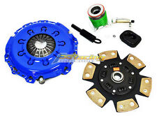 FX STAGE 3 CLUTCH KIT w/ SLAVE CYL for 1999-2002 MERCURY COUGAR 2.5L DURATEC