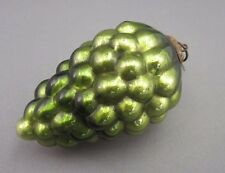 Antique German Silver Grapes Kugel Christmas Ornament ***19th century***
