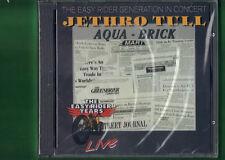 JETHRO TULL - AQUA -BRICK THE EASY GENERATION IN CONCERT CD NUOVO SIGILLATO